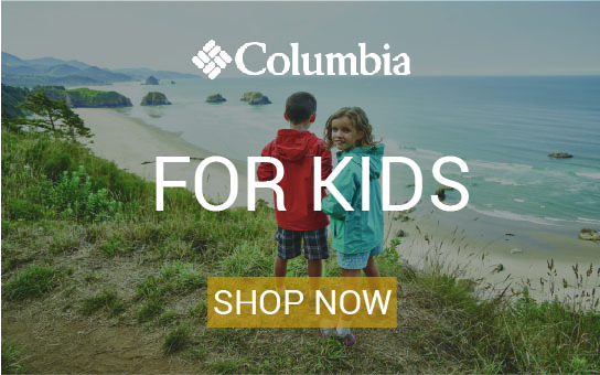 Shop Columbia for Kids | click to shop