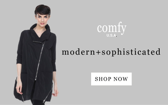 Comfy USA | modern and sophisticated | shop now