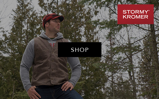 Stormy Kromer | click to shop