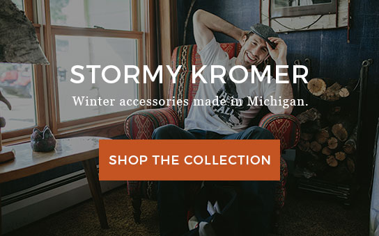 Stormy Kromer | made like you | click to shop