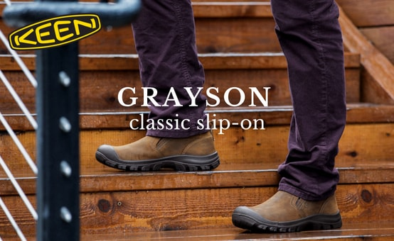 Keen | Grayson Classic Slip-On | click to shop