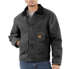 Sandstone Traditional Jacket - Arctic-Quilted Lined - Discontinued Pricing