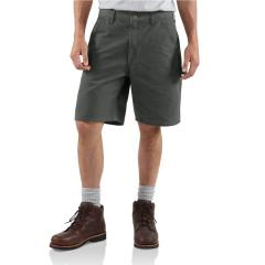 Men's Washed Duck Work Short - 8.5 Inch Inseam