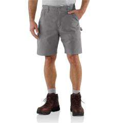 Men's Canvas Cell Phone Work Short - 8.5 Inch Inseam