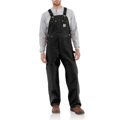 Carhartt Men's Duck Bib Overall - Unlined