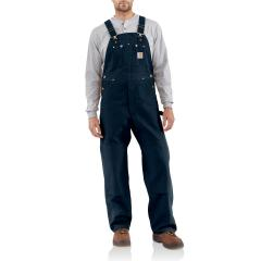Men's Duck Bib Overall - Unlined