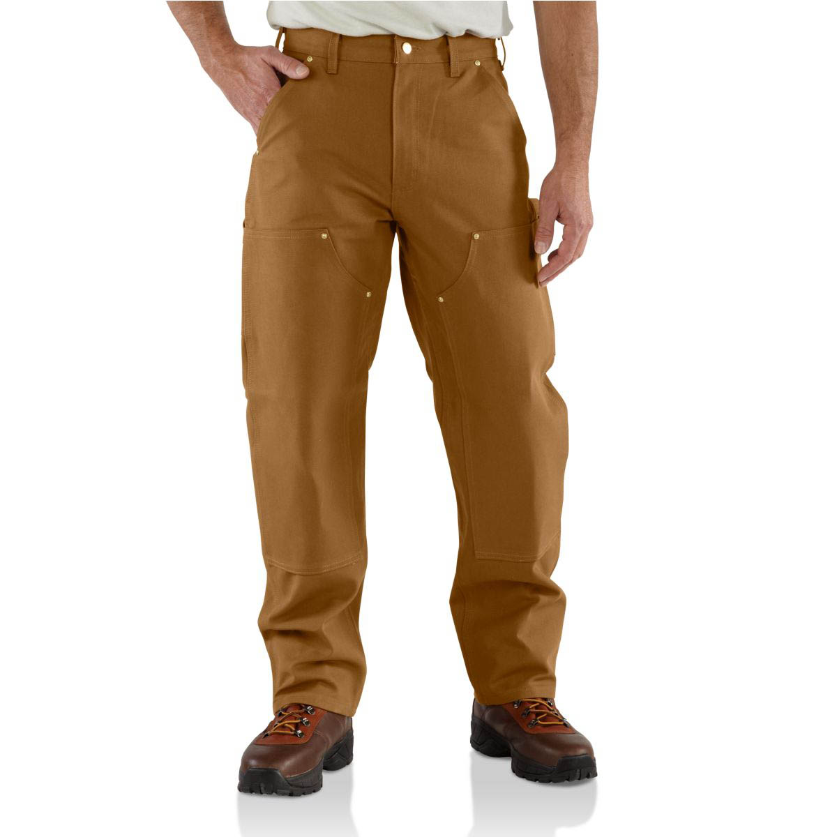Carhartt FR Work Pant 36x34 ARC 2 Has Safety Trim At Ankles