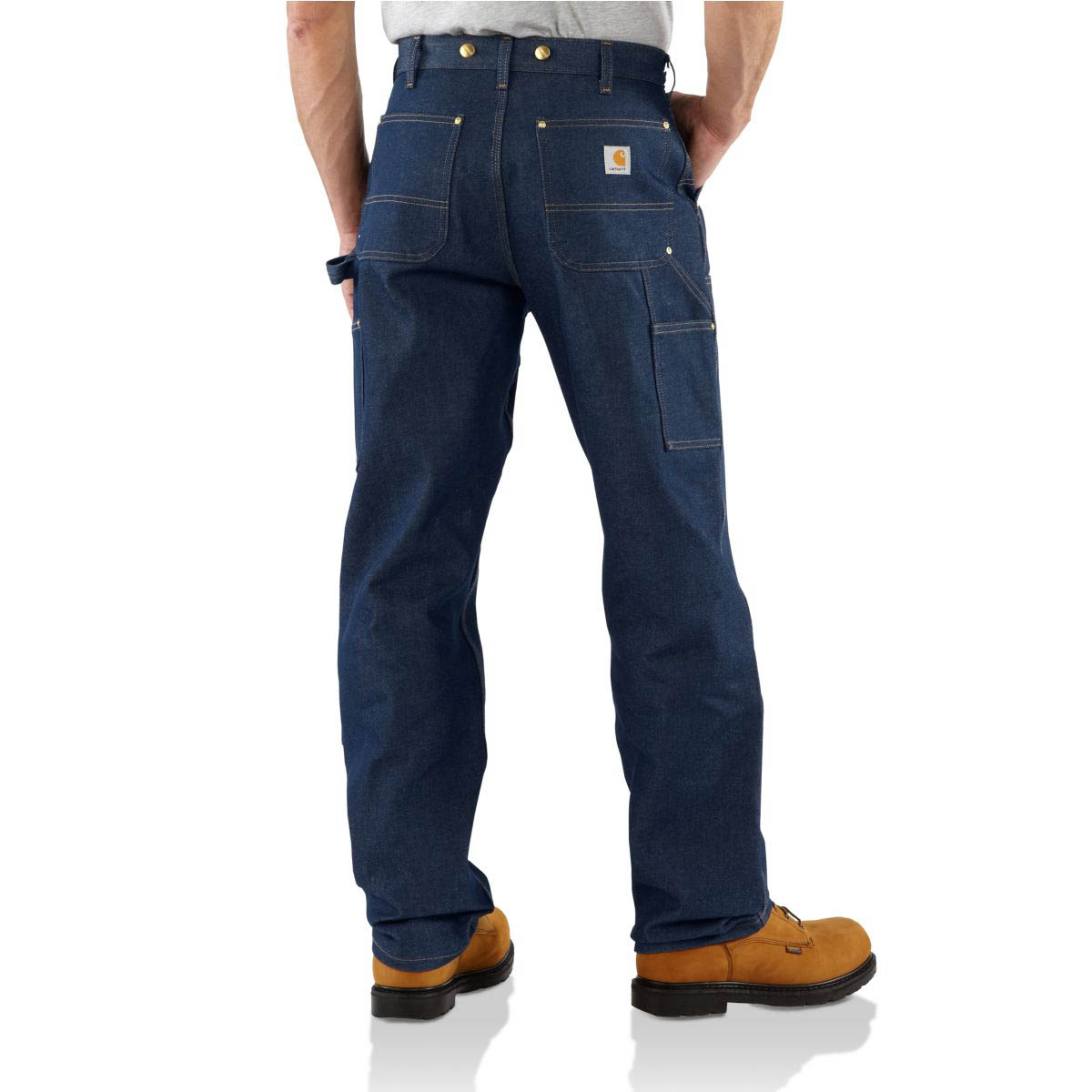 Carhartt Men's Dungaree Fit Double Front Logger