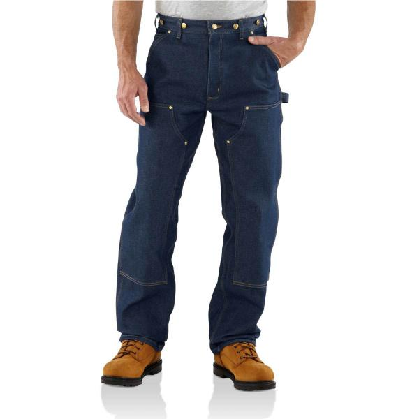 Carhartt Men's Dungaree-Fit Double-Front Logger
