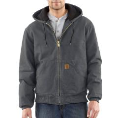 Men's Quilted-Flannel-Lined Sandstone Active Jac - Discontinued Pricing