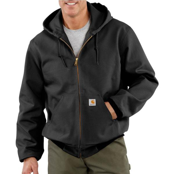 Carhartt Men's Duck Active Jac - Thermal Lined