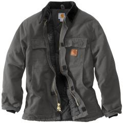 Carhartt Sandstone Traditional Coat - Arctic-Quilt Lined - Past Season