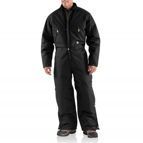 Carhartt Yukon Coveralls - Arctic-Quilt Lined