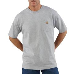 Men's Workwear Pocket Short-Sleeve T-Shirt