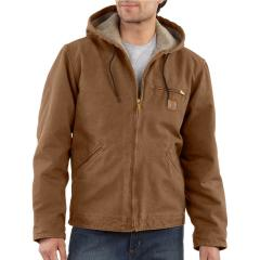 Carhartt Men's Sierra Jacket - Sherpa Lined
