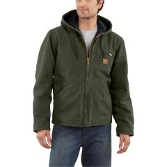 Men's Sierra Jacket - Sherpa Lined