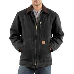 Carhartt Men's Ridge Coat - Sherpa Lined