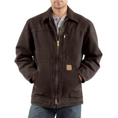 Men's Ridge Coat - Sherpa Lined