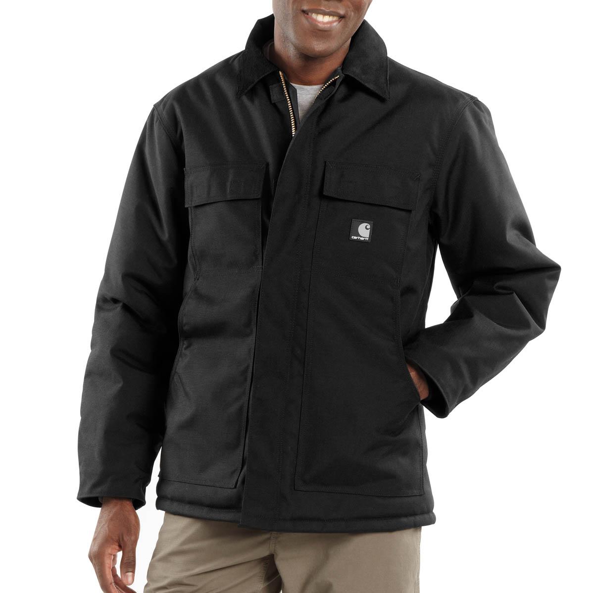 aa3d0ff56 Men's Extremes Coat - Arctic-Quilt Lined