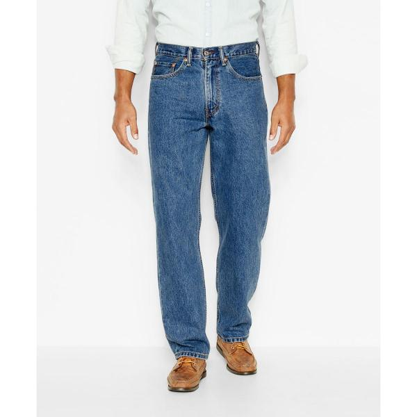Levi Men's 550 Relaxed Fit Jeans