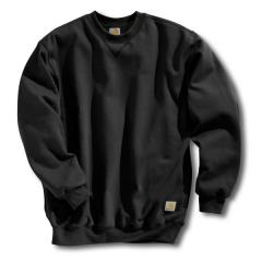 Men's Thermal-Lined Crewneck Sweatshirt