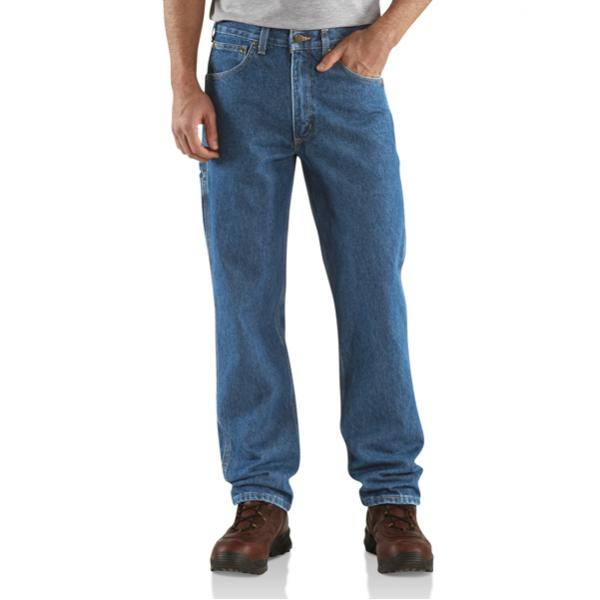 Carhartt Men's Relaxed Fit Carpenter Jean
