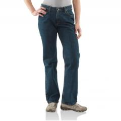 Women's Relaxed-Fit Jean - Straight Leg