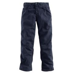 Men's Flame-Resistant Midweight Canvas Jean - Loose-Fit