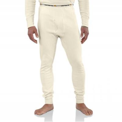 Carhartt Heavyweight Cotton Thermal Bottom Closeout Pricing
