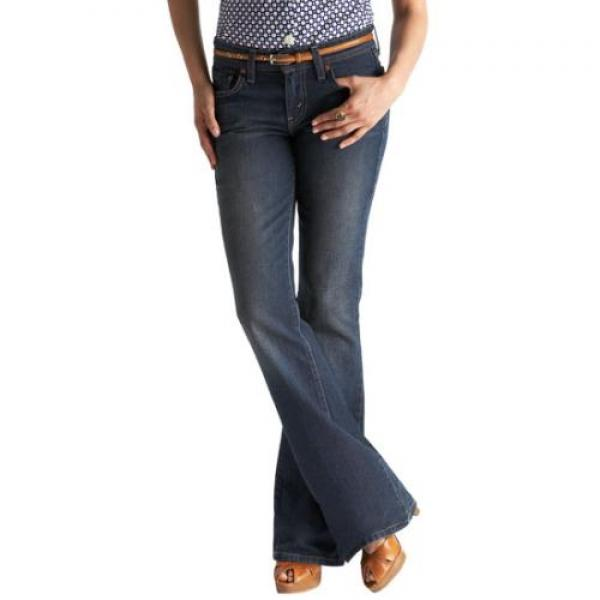 Levi Women's 518 Bootcut Relaxed Fit Jean