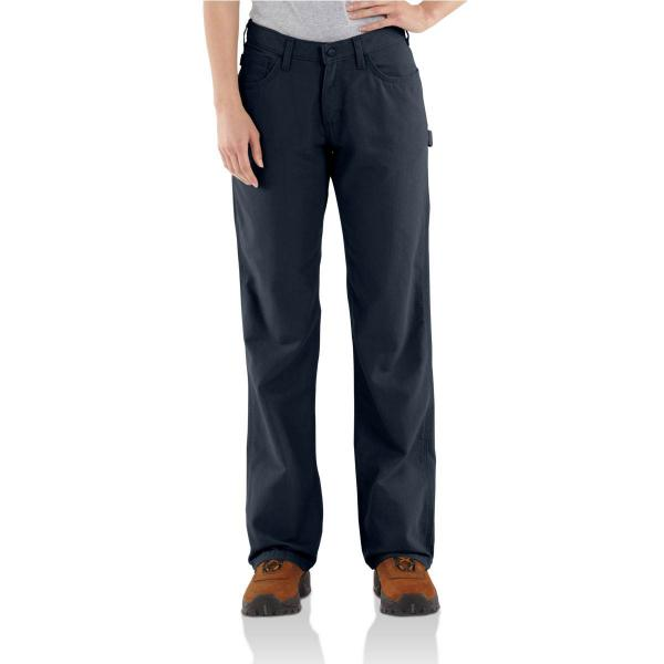 Carhartt Women's Flame-Resistant Canvas Work Pant