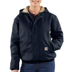 Women's Flame-Resistant Midweight Canvas Active Jac
