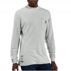 Carhartt Men's Flame-Resistant Traditional Long-Sleeve T-Shirt