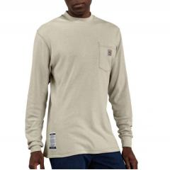 Men's Flame-Resistant Traditional Long-Sleeve T-Shirt