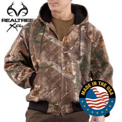 Carhartt Men's Thermal-Lined WorkCamo Active Jac