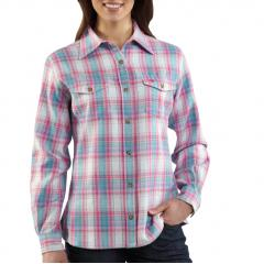 Carhartt Women's Hamilton Shirt Closeout Pricing