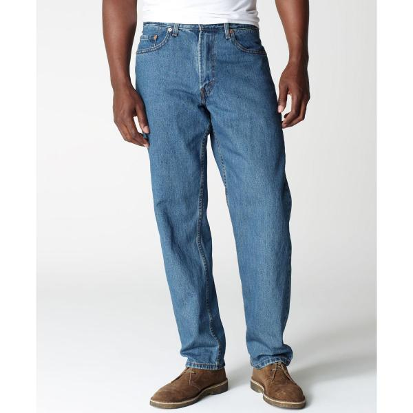 55be5a3f09a Levi Men s 550 Relaxed Fit Jeans - Big and Tall