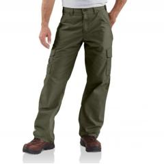 Men's Canvas Utility Cargo Pant