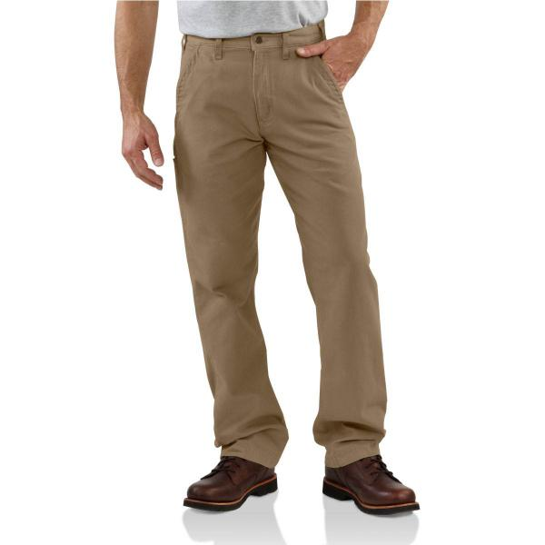 Carhartt Men's Canvas Khaki