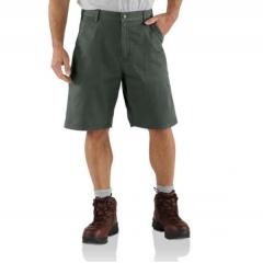 Men's Twill Work Short - 10 Inch Inseam