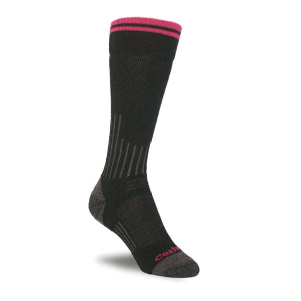 Carhartt Women's Merino Wool Blend Graduated Compression Boot Sock