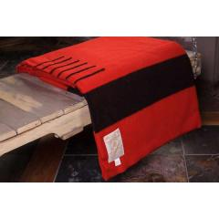 Scarlet Wool 6 Point Banket - Queen