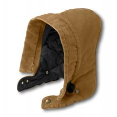 Sandstone Hood/Arctic-Quilt Lined - Discontinued Pricing