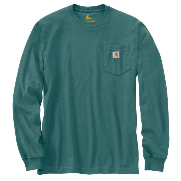 Carhartt Men's Long-Sleeve Workwear T-Shirt - Discontinued Pricing