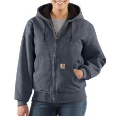 Women's Sandstone Active Jac - Quilted Flannel Lined -Discontinued Pricing