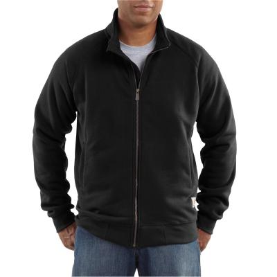 Carhartt Men's Midweight Mock Neck Zip-Front Sweatshirt Discontinued Pricing