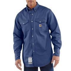 Carhartt Men's Flame-Resistant Snap-Front Work Shirt