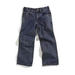 Boys' Washed Denim 5-Pocket Jean