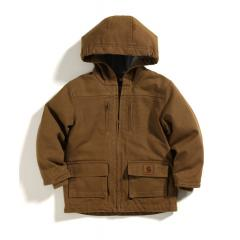 Boys' Jackson Coat - Sherpa Lined