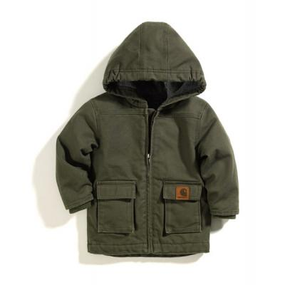 Carhartt Infant and Toddler Boys' Jackson Coat - Sherpa Lined